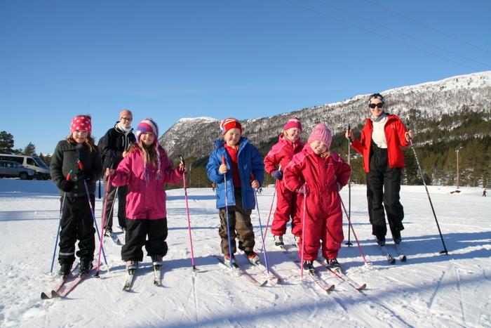 Barn i BKM Måløy 2013