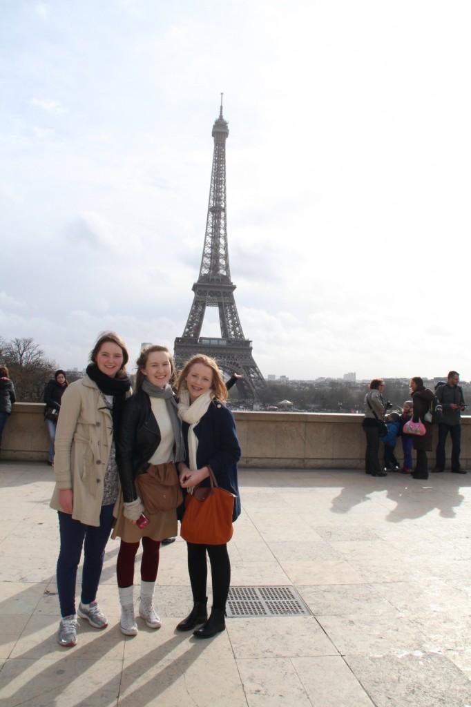 BKM Måløy U18 i Paris